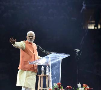 'Howdy Modi' event in US gets huge response