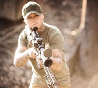 She was a former army officer. Now, she hunts poachers in Africa