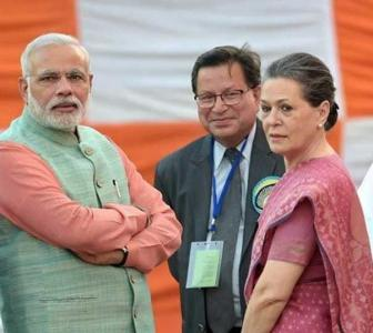 Why do Modi and Sonia avoid the press?