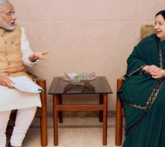 Is BJP moving closer to Amma?