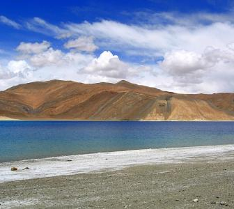 'Indian, Chinese soldiers were thrown into the lake'