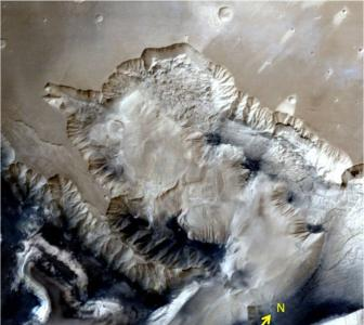 With love, from Mars: Mangalyaan sends stunning images of red planet