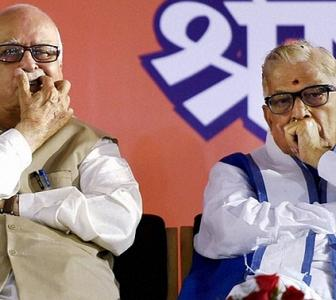 Why is the CBI still pursuing Advani and Joshi?