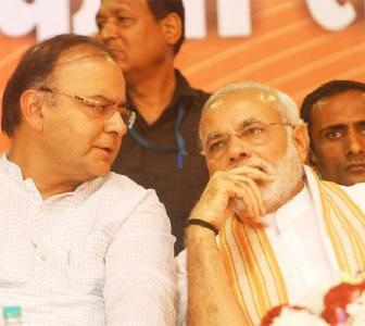 'In a party of disciples, Jaitley was Modi's friend'