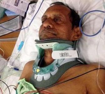 Family of Indian paralysed after US cops' brutality to file lawsuit