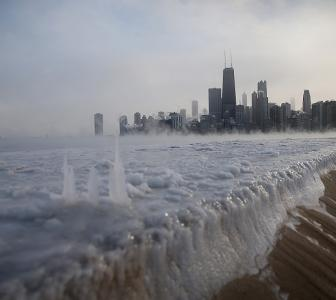 PHOTOS: United States goes in deep freeze