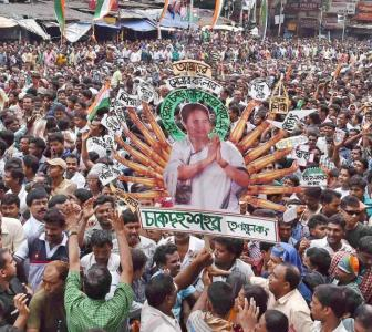 The real message from the Bengal election