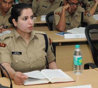 Meet the first Kashmiri woman IPS officer and where she's headed next