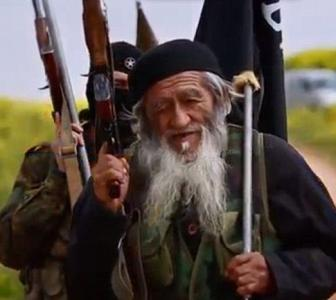 Is this Chinese grandfather ISIS' oldest jihadi?