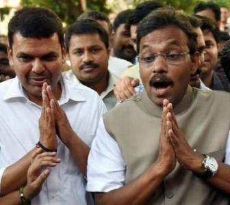 After Pankaja, Maharashtra's Vinod Tawde in dock over corruption