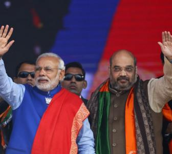 'Modi and Shah are more chatur than Gandhi'