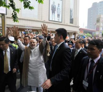 7 reasons why Modi's visit to China was different