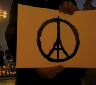 'Peace for Paris' symbol goes viral in solidarity with terror victims