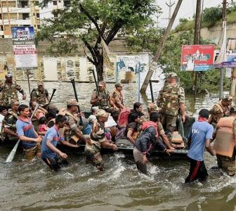 Floods expose how Chennai killed its drains