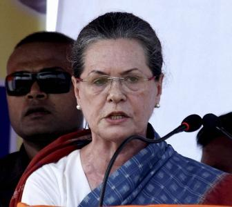Case against Sonia for Cong tweet on PM-CARES Fund