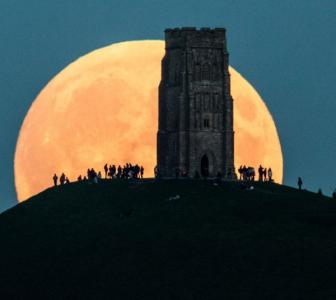 Blood moon paints the sky red: You won't get to see this sight till 2033