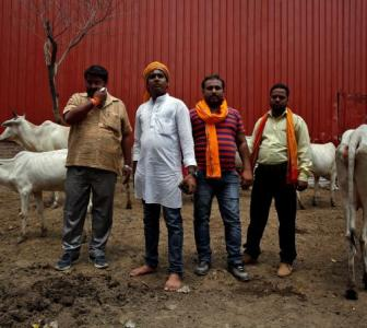 'We want to pay respects to gau rakshaks who faced bullets'