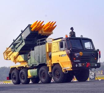India among world's top five defence spenders