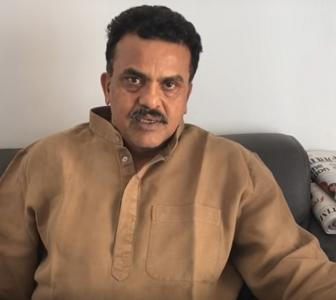 Sanjay Nirupam claims he is under 'house arrest', police deny