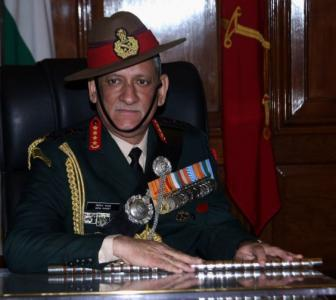 An agenda for General Rawat