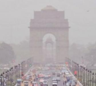 Real time air quality monitoring for Delhi