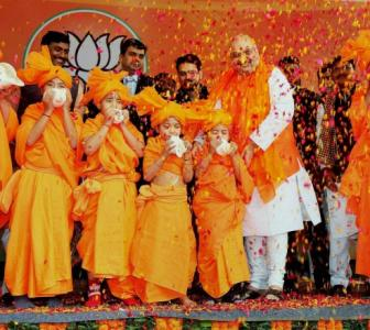 Amit Shah elected unopposed as BJP president for a 2nd  term