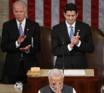 Boring! What I thought about Modi's US Congress speech
