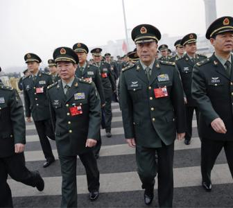 Don't look now but China's military is changing!