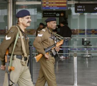 Bomb scare on 2 flights at Delhi airport, all passengers evacuated