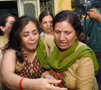 Gaya road rage victim's kin seek CBI probe