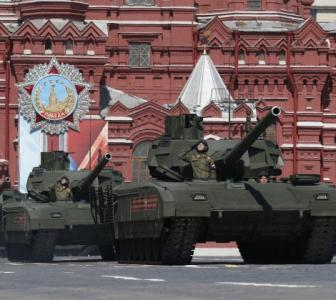 PHOTOS: Russia displays its military might on 'Victory Day'