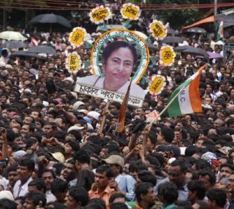 'Didi' retains power in West Bengal, set to form government again