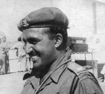 The soldier who won India's first Param Vir Chakra