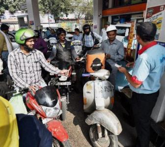 Oil's not well at our petrol pumps