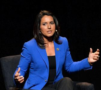 Why Democrat Tulsi Gabbard met Donald Trump