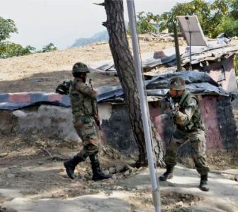 Army official killed as Pak shells villages along LoC