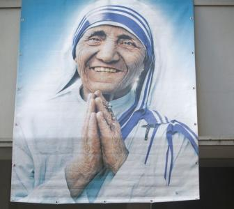 Stage set for Mother Teresa's canonisation on Sunday