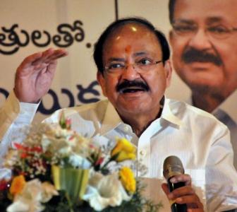 Naidu terms Ansari's comments as 'political propaganda'