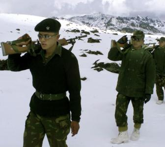 Meet the Indian soldier who guards the Chinese border