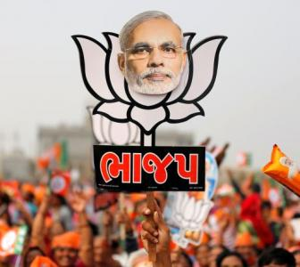 BJP received Rs 915 cr as donations between 2016-18
