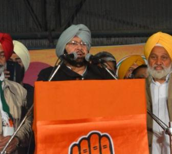 'Fascist' AAP will turn Punjab into Kashmir: Amarinder
