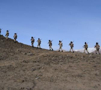 India, China armies to pull back by 1.5 km