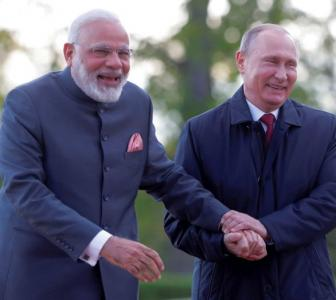 Defence deal may repair India-Russia ties
