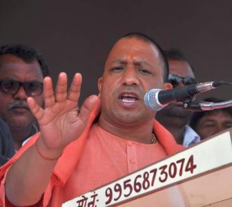 UP CM says silence on triple talaq like 'Draupadi' episode