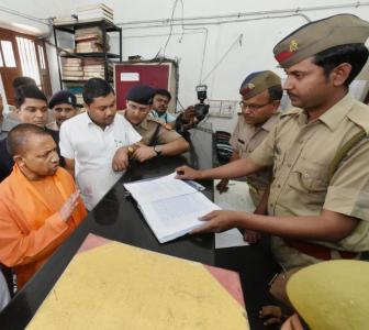 'The people of UP are really angry with Yogi'