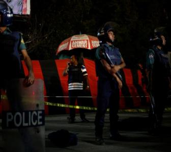 Sylhet: Fresh explosions rock building occupied by terrorists