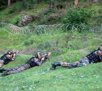 SEE: Army inflicts heavy damage on 'enemy side'