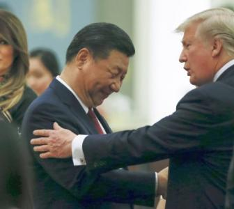Trump's visit: How will China react?