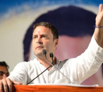 Rahul's rude reality check