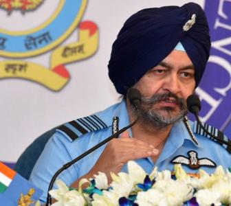 IAF prepared to deal with any challenge to protect India's interests: Dhanaoa